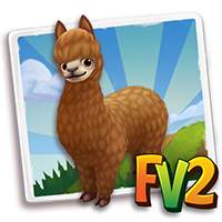All free Farmville2 alpaca adult brownsuri 200 gifts