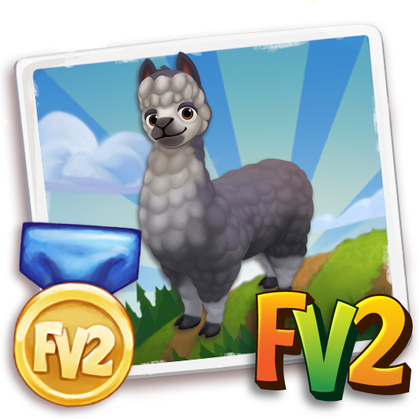 All free Farmville2 alpaca adult huacayablackandwhite 600 prized offset2 gifts