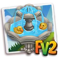 Toy Ducky Fountain