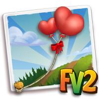 Sweethearts Balloon