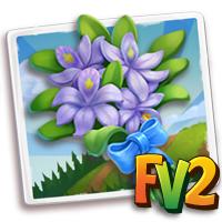 Water Hyacinth Bouquet