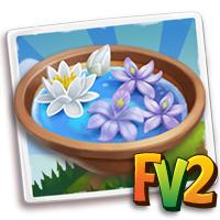 Floating Water Hyacinth Bowl