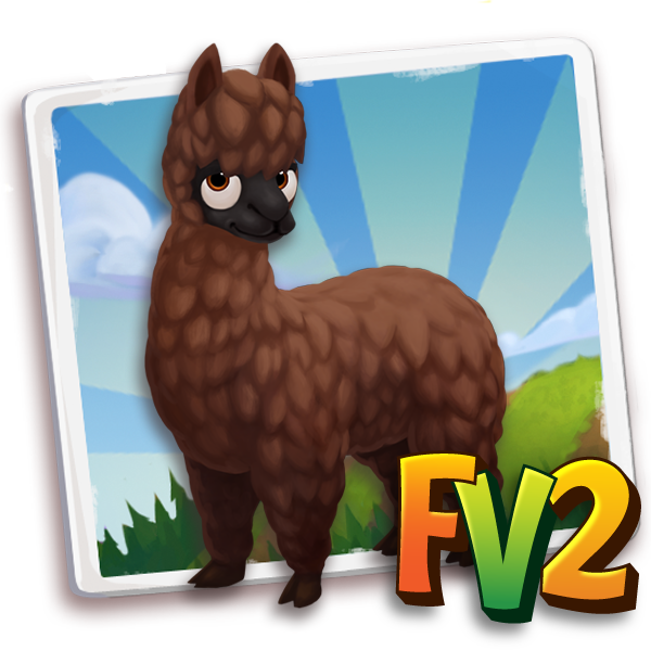 All free Farmville2 alpaca adult huacayabrown 600 gifts